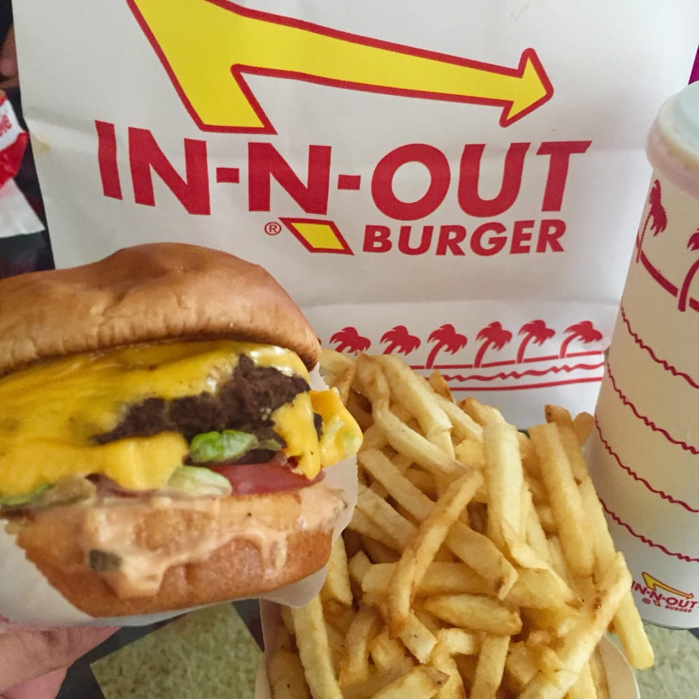 a description of in and out burger as a regional chain dealing in fast food restaurants situated in  Organic food is much cheaper than buying fast food or eating out at restaurants often it is also better to purchase nonorganic produce than junk food, as another commenter stated it is a balancing act and we will never be able to achieve perfection.