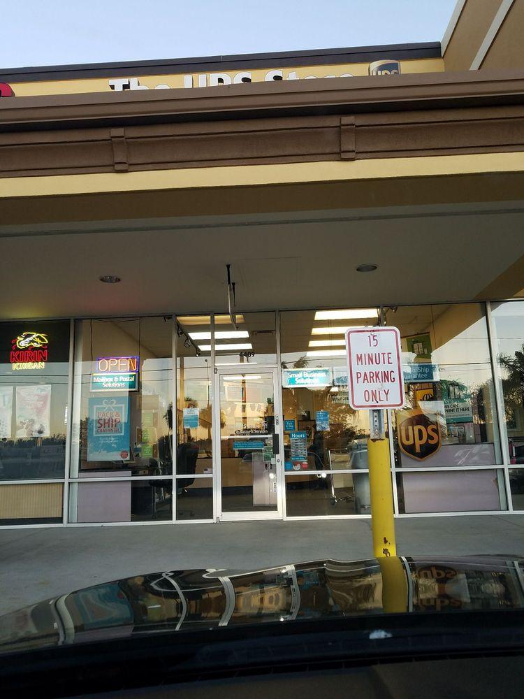 The UPS Store: 4409 Hoffner Ave, Orlando, FL