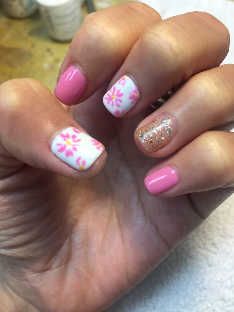 Great Nail Design From Sparkle Nails Yelp