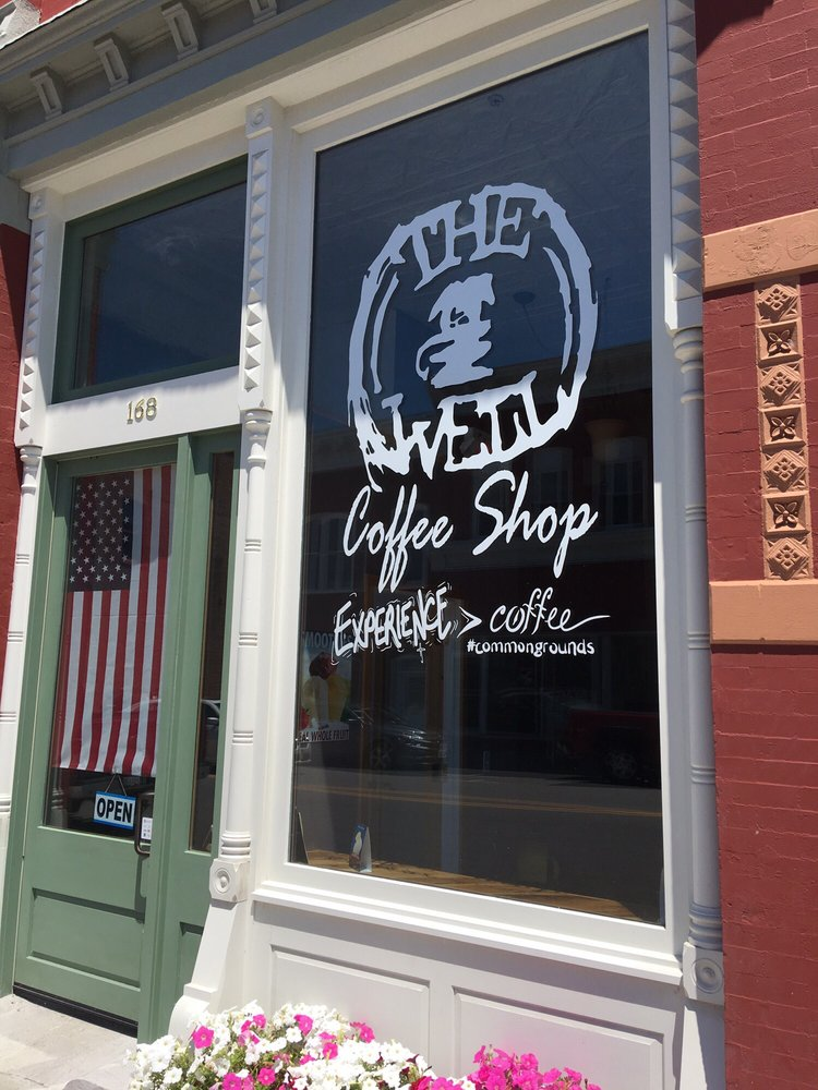 The Well Coffee Shop: 168 Main St, Tazewell, VA