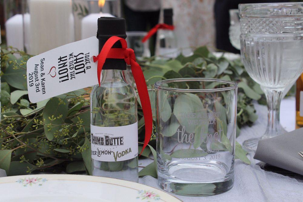 Social Spots from Thumb Butte Distillery