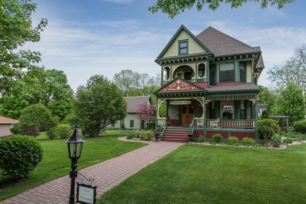 Habberstad House Bed and Breakfast: 706 Fillmore Ave S, Lanesboro, MN