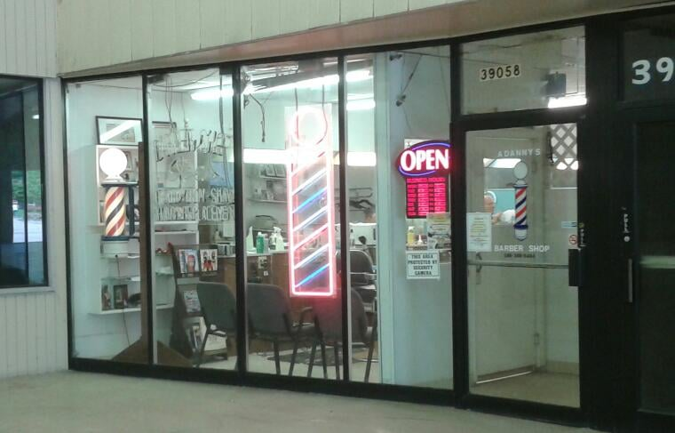 A Danny's Barber Shop: 39054 Van Dyke Ave, Sterling Heights, MI