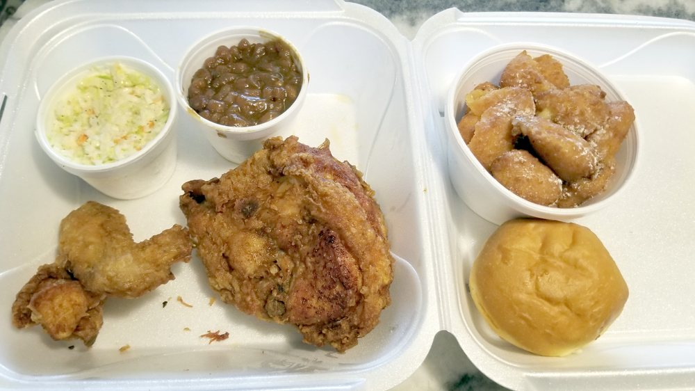 Olde Dixie Fried Chicken Food Trucks Orlando Fl Restaurant