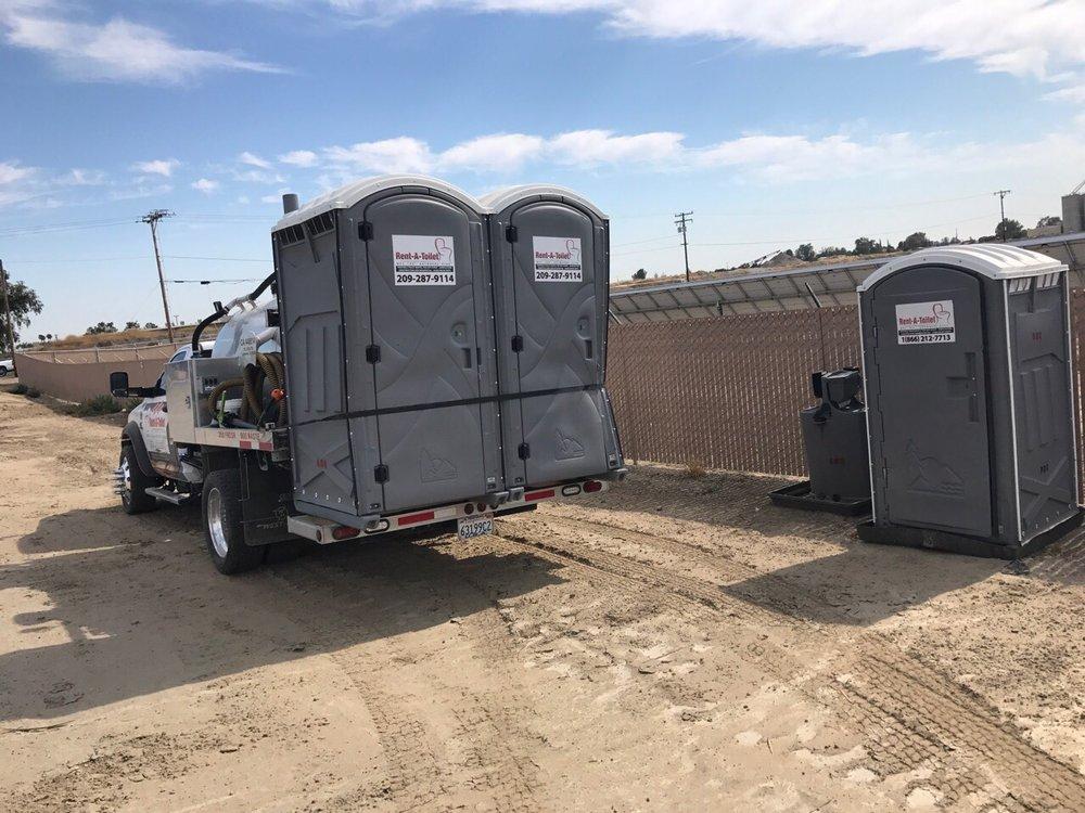 Porta Potty Rental: Ceres, CA