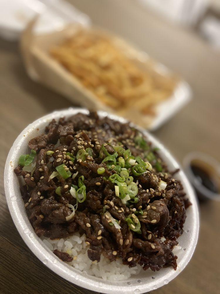 Food from 52M Teriyaki