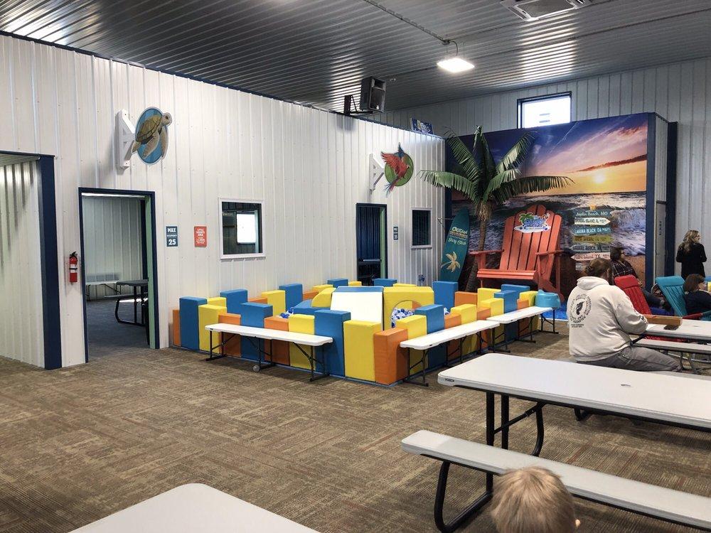 Social Spots from Ocean Adventures Indoor Playground