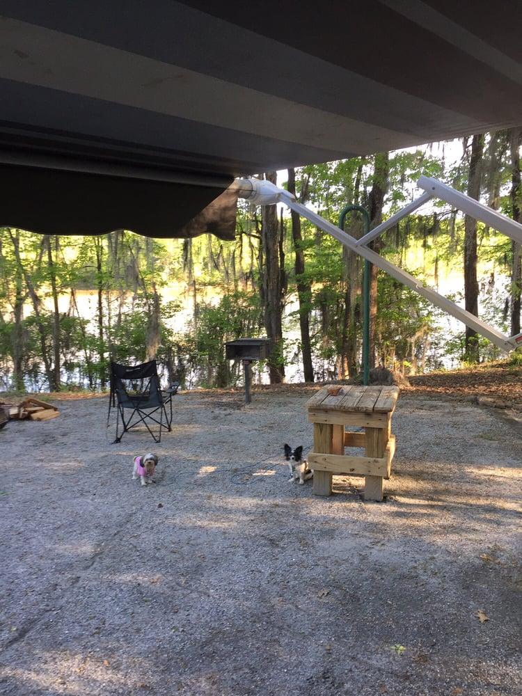 Bluff Creek Park: 144 Bluff Creek Rd, Pittsview, AL