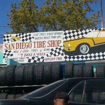 Tire Shop San Diego >> San Diego Tire Shop Tires 4296 Market St Mount Hope San Diego