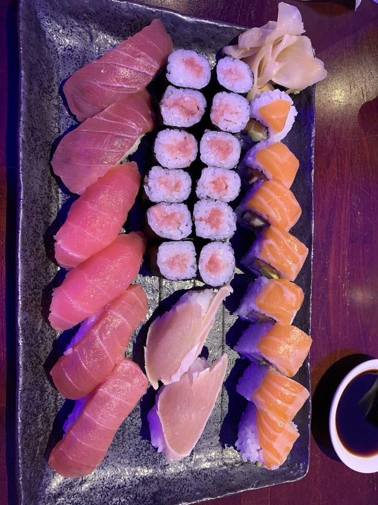 Miyabi Japanese Restaurant: 625 Congaree Rd, Greenville, SC