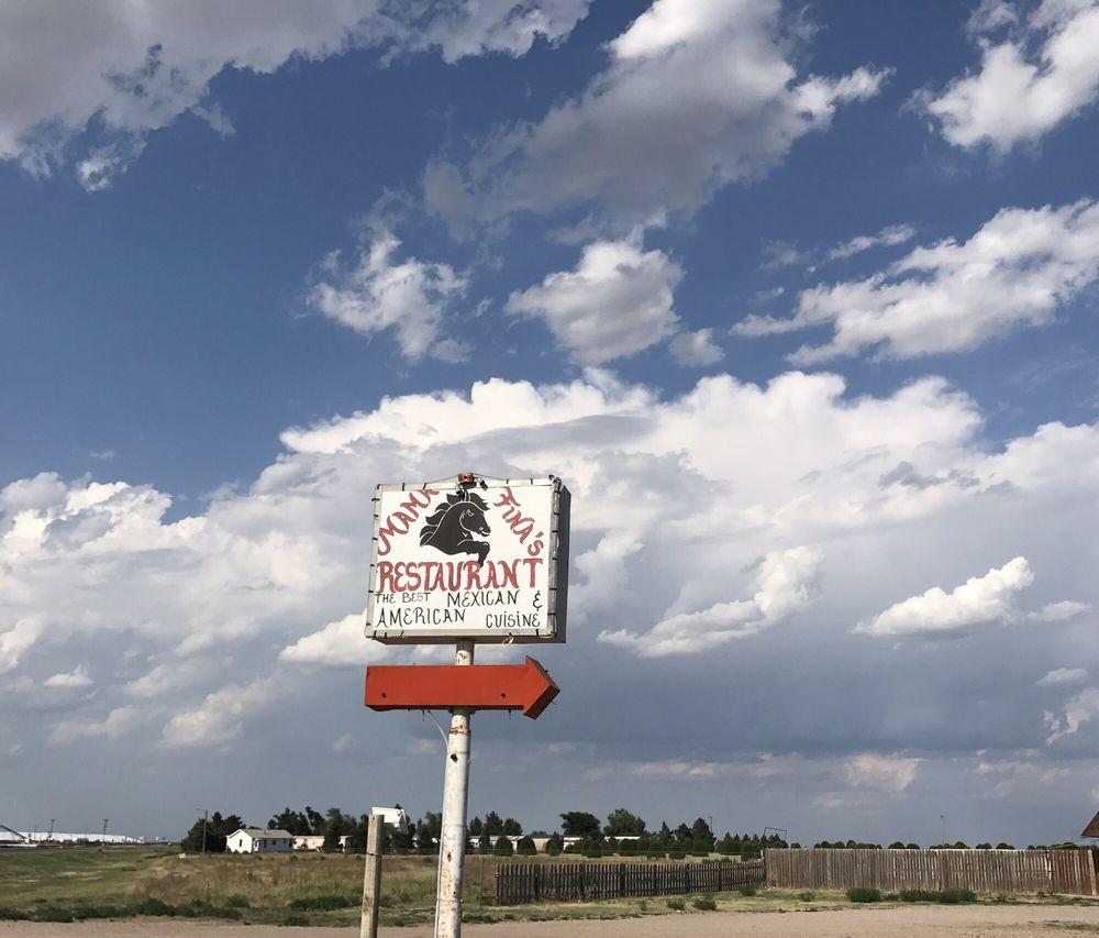 Mama Fina's: 411 E US Highway 54, Plains, KS