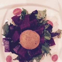 Broadway Bistro - Nyack, NY, United States. Delicious beet salad