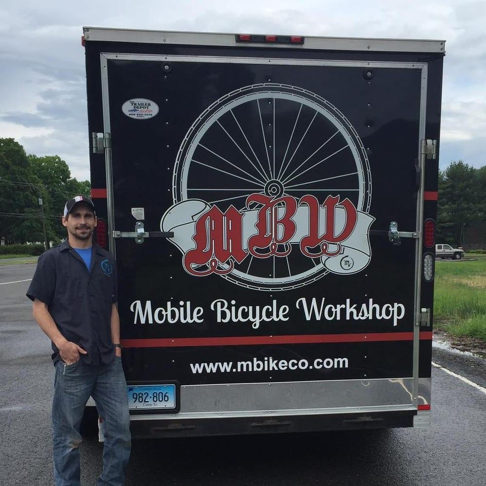 Mobile Bicycle Workshop: Brookfield, CT