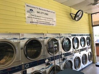 Sarasota Wash and Fold: 4352 Bee Ridge Rd, Sarasota, FL