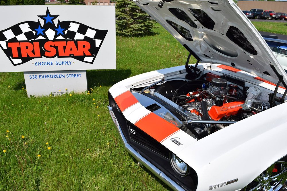 Tri Star Engines and Transmissions: 320 10th Ave, Baldwin, WI