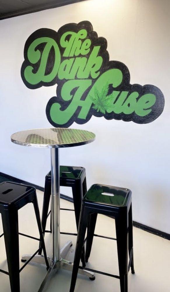 The Dank House Dispensary: 822 South 30th, Enid, OK