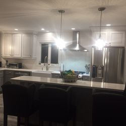 Monumental Kitchen Cabinets - Flooring - 526 Richmond Ter, New ...