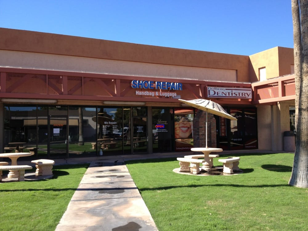 Shoe Repair Scottsdale Az