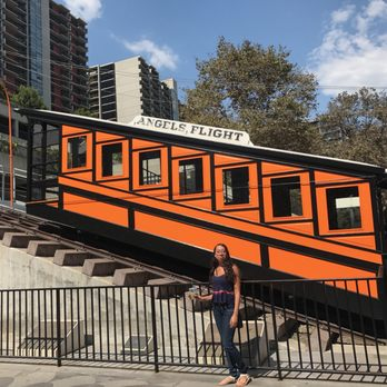 Angels Flight Railway - 1229 Photos & 330 Reviews - Trains