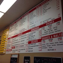 Photo Of Sammies Lake Villa Il United States Chicago Style Menu