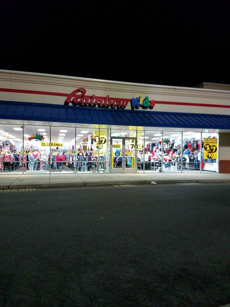 Rainbow Apparel: 4020 Victory Blvd, Portsmouth, VA