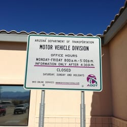 Az motor vehicle department 10 reviews ministry of for Az dept transportation motor vehicle division