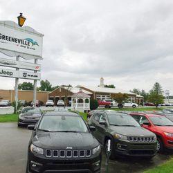greeneville chrysler dodge jeep ram 19 photos car dealers 300 bachman dr greeneville tn. Black Bedroom Furniture Sets. Home Design Ideas