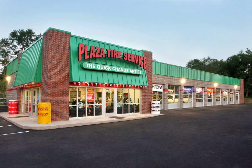 Plaza Tire Service: 105 Baxter Rd, Ballwin, MO