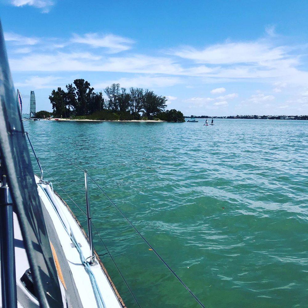 Clearwater SunCoast Charters - SailTheMoon: 125 Orange St, Palm Harbor, FL