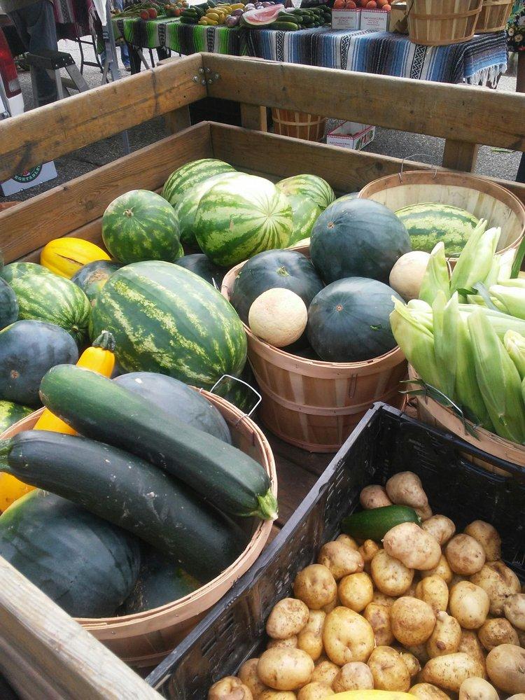 Gray Street Farmers Market: 400 E Gray St, Louisville, KY
