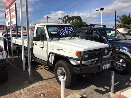 Rogers Motor Car Dealers 552 Albany Hwy Victoria