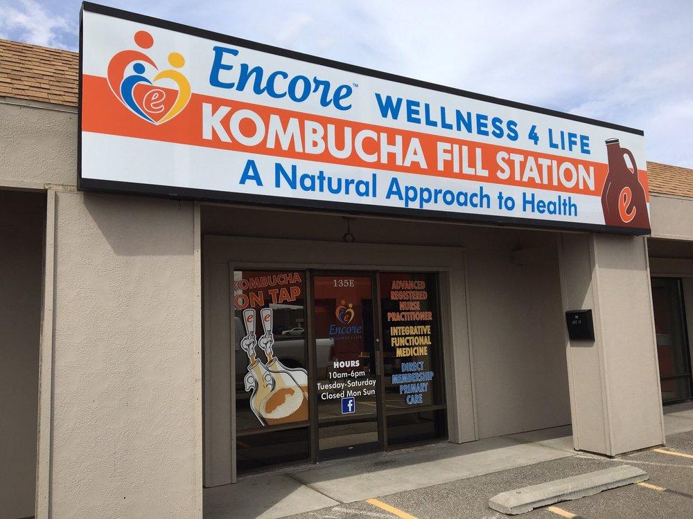 Encore Wellness 4 Life: 135 Vista Way, Kennewick, WA