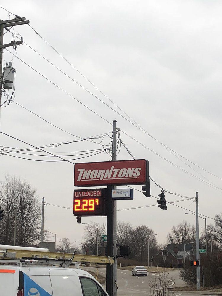 Thornton Oil: 4500 S 3rd St, Louisville, KY