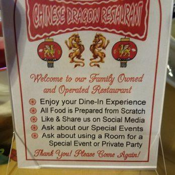 Photo Of Chinese Dragon Restaurant Cedar Creek Tx United States