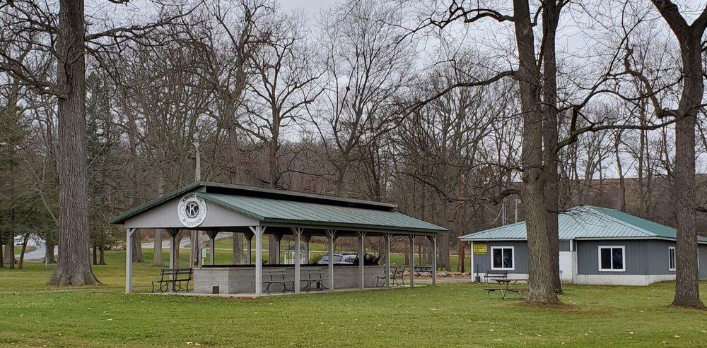 Long Point Park: Long Point Rd, Geneseo, NY