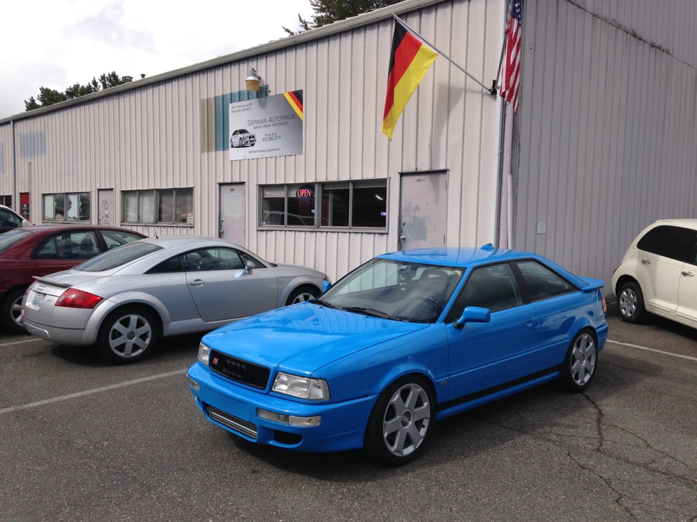Towing business in Bothell, WA