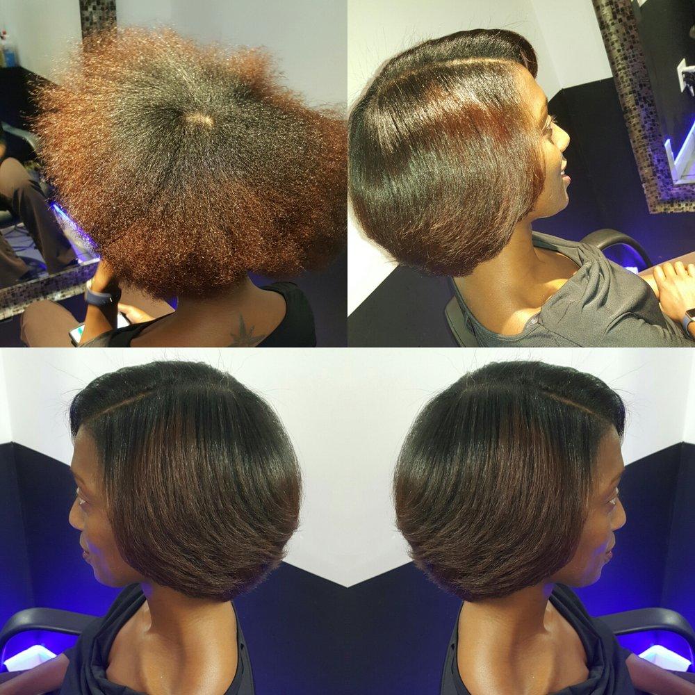 Natural Hair Care Stylist Near Me