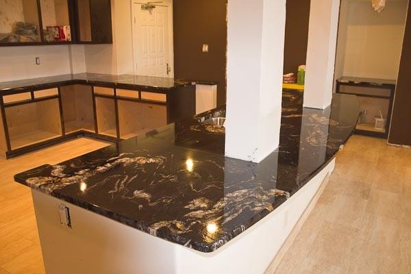 Bon Photo Of Toluca Granite   Austin, TX, United States. Titanium Granite  Countertop On