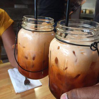 Photo of My Thai - Los Angeles, CA, United States. Thai Ice Tea
