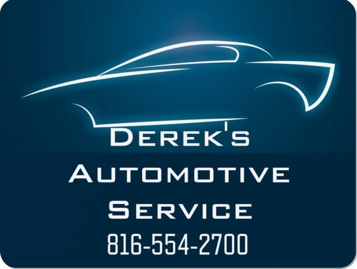 Derek's Automotive Service: 1660 SW Market St, Lee's Summit, MO