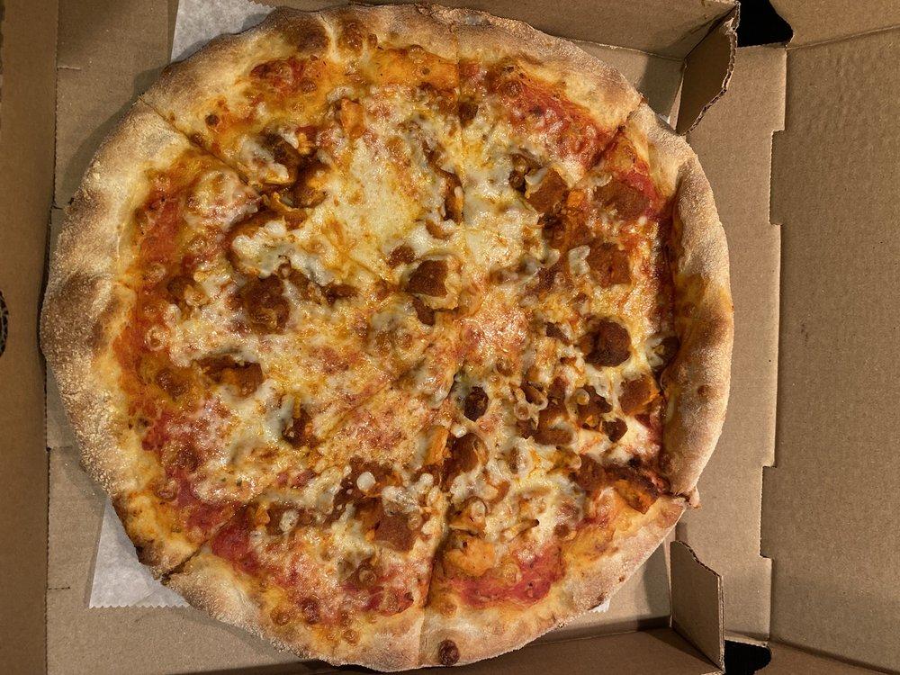 Food from NY Pizza