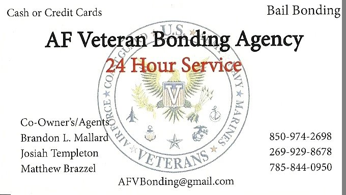 AF Veteran Bonding Agency: Manhattan, KS