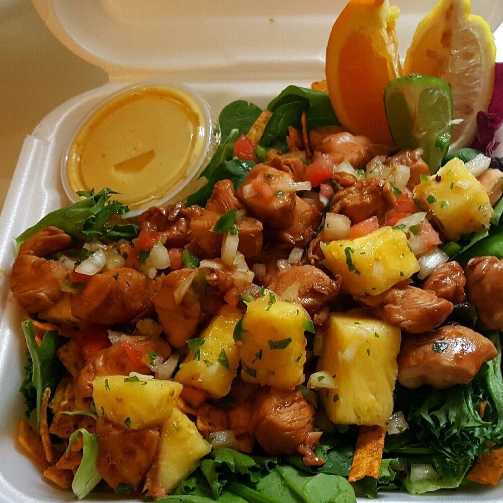 LB's Good Eats: Tom Barnwell Trl, Burlington, NC