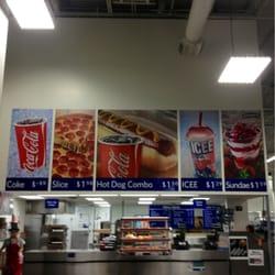 Food Court Sams Club Pay