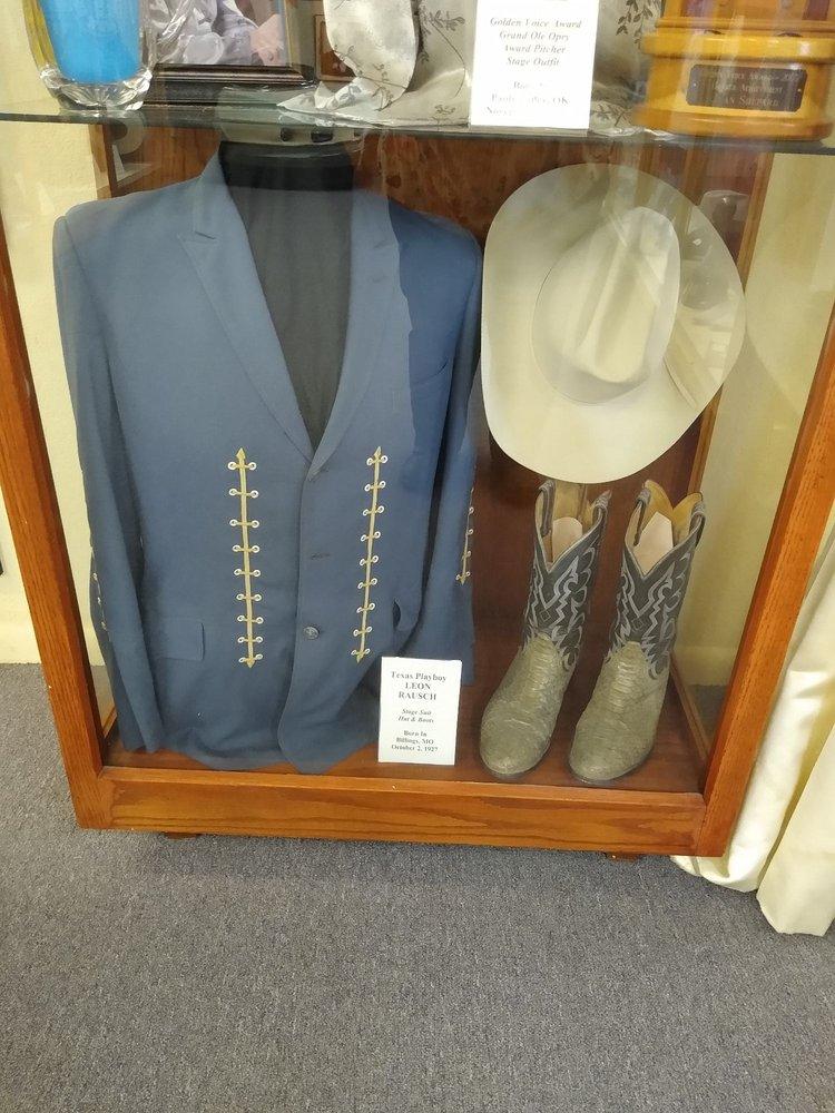 Heart of Texas Country Music Museum: 1701 S Bridge St, Brady, TX