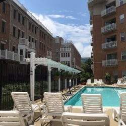 Photo Of Pierside Apartments   Baltimore, MD, United States. Outdoor Pool