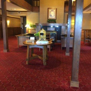 photo of the craftsman inn fayetteville ny united states main lobby