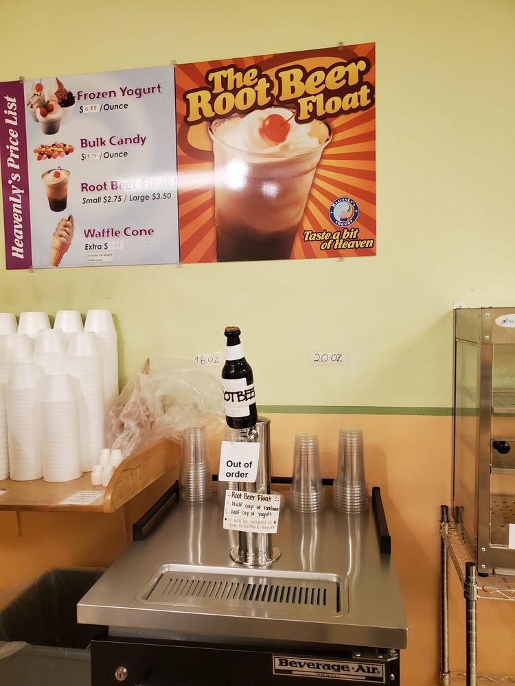 HeavenLy's Yogurt: 5535 H St, Sacramento, CA