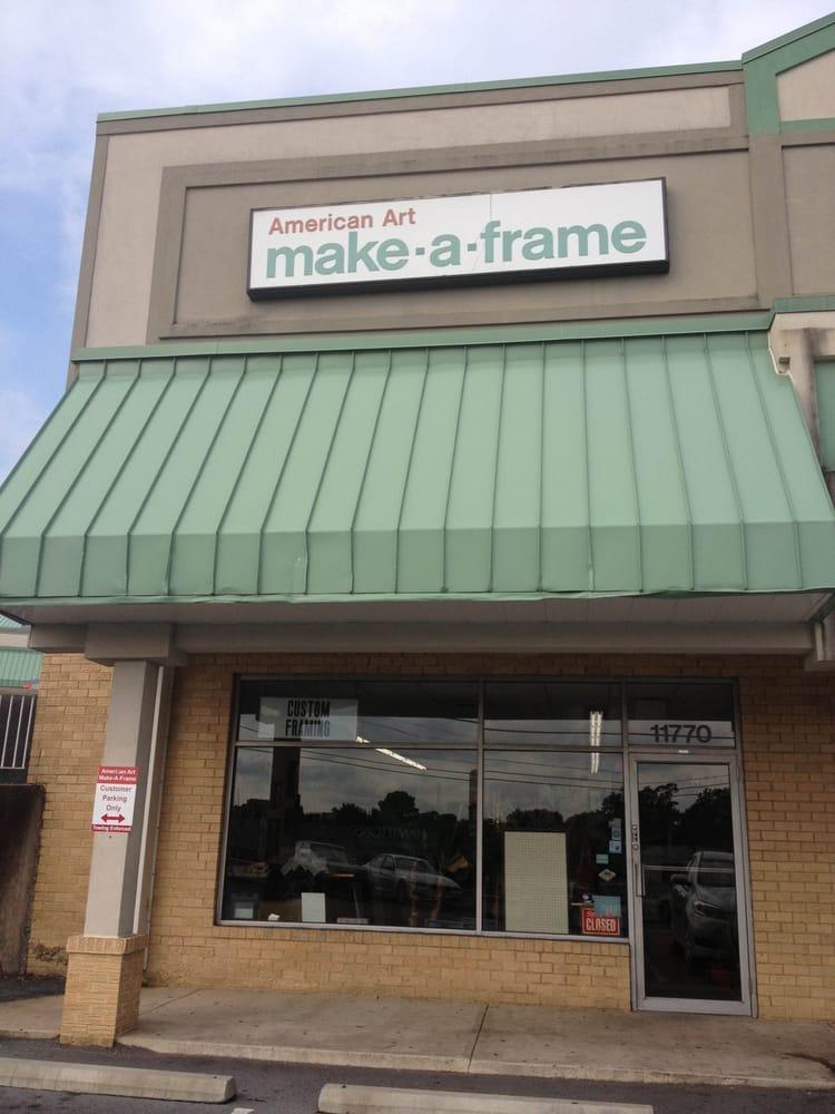 American Art Make A Frame - Framing - 11770 Parklawn Dr, Rockville ...