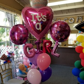 Photo Of Party Fiesta Balloon Decor